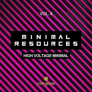 Minimal Resources, Vol. 4 (High Voltage Minimal)