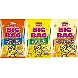 カルビー ポテトチップス BIGBAG(ビック・ビッグ) 170g 3種各4袋セット(計12袋)