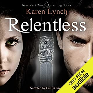 Relentless                   By:                                                                                                                                 Karen Lynch                               Narrated by:                                                                                                                                 Caitlin Greer                      Length: 12 hrs and 27 mins     161 ratings     Overall 4.6