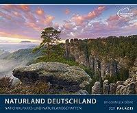 Naturland Deutschland 2021: Nationalparks und Naturlandschaften