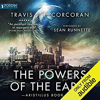 The Powers of the Earth cover art