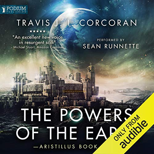 The Powers of the Earth  By  cover art