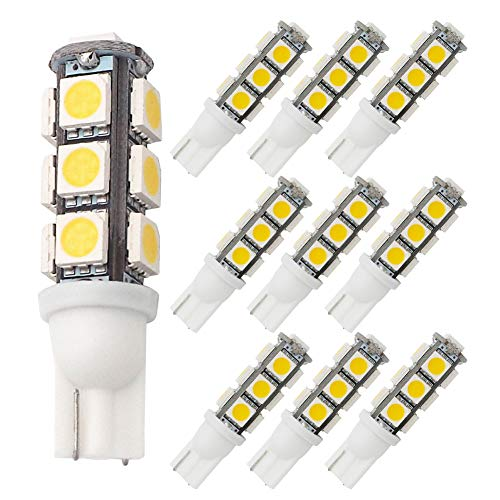 GRV T10 921 194 13-5050 SMD Wedge LED Bulb lamp