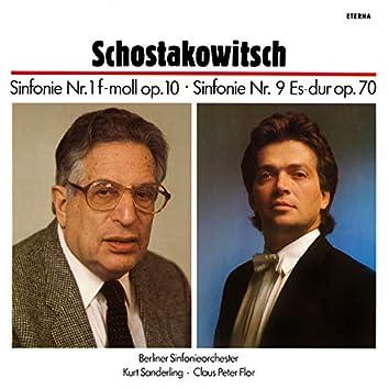 Schostakowitsch: Sinfonie No. 1 & 9