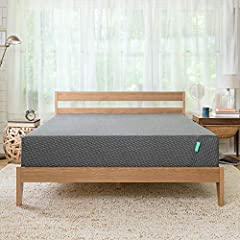 Luxurious comfort - With two comfort layers of our proprietary T&N Adaptive foam and a super luxe knit cover, the Mint is indulgently comfy and cozy. We designed this mattress to provide pressure relief to spots like hips and shoulders Progressive su...