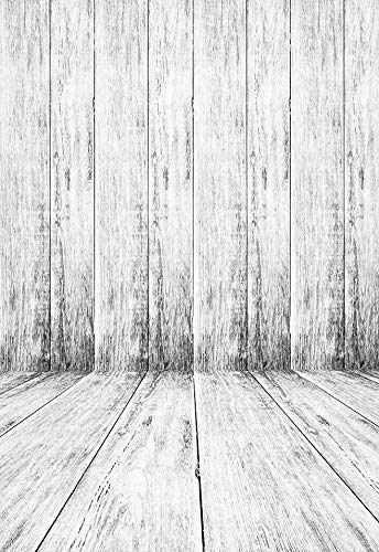 Old Wood Board Flooring Texture Vintage Backdrop Baby Doll Portrait Photography Background Photo Studio Photophone A34 9x6ft/2.7x1.8m