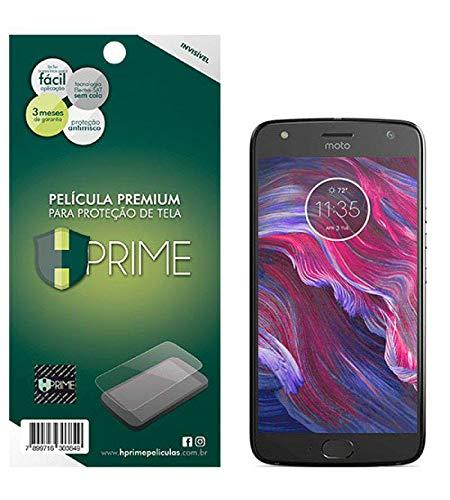 Pelicula Invisivel para Motorola Moto X4, Hprime, Película Protetora de Tela para Celular, Transparente