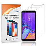 Cardana | 3X bruchsicheres Schutzglas für Samsung Galaxy A7 2018 | Schutzfolie aus 9H Echt Glas