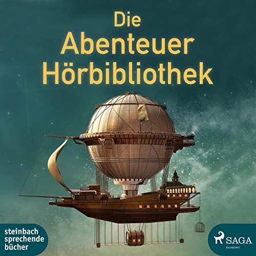 Couverture de Die Abenteuer Hörbibliothek