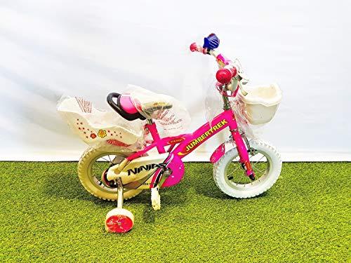 CINZIA Jumpertrek Ninjas - Bicicleta de niña de 12...