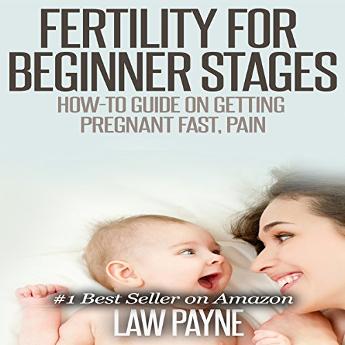 Fertility for Beginner Stages audiobook cover art