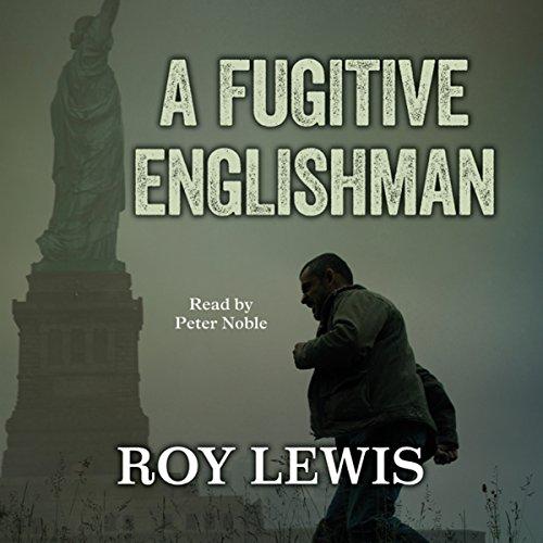 A Fugitive Englishman audiobook cover art