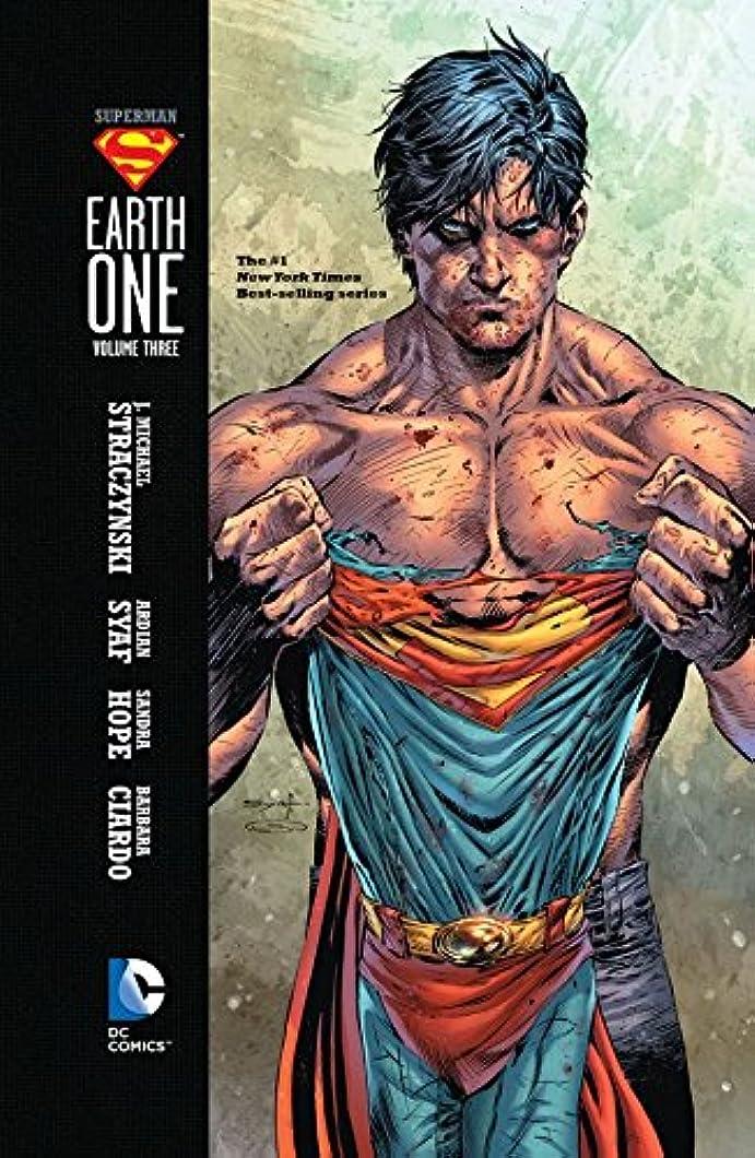 見える朝引退するSuperman: Earth One Vol. 3 (English Edition)