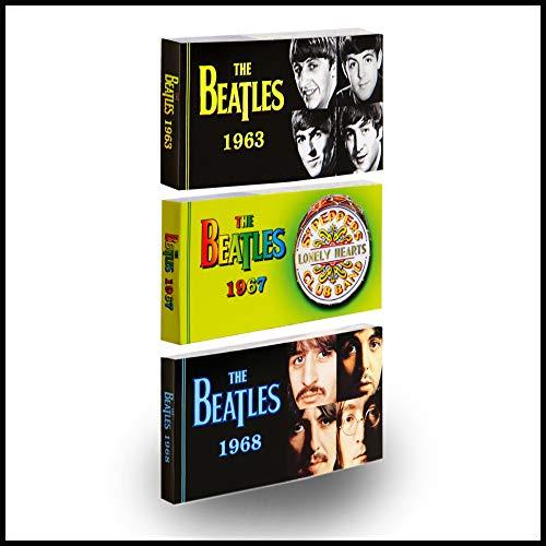 Fliptomania Beatles-Animationsbuch (3er-Pack)