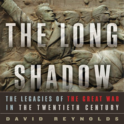 The Long Shadow audiobook cover art