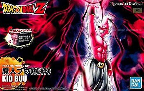 Bandai Hobby- Kid Buu (Renewal Pack) Model Kit 23 cm Dragon Ball Super Figure-Rise Standard 85441P (BDHDB578389)