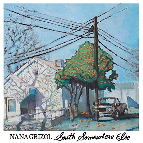 Album Art for South Somewhere Else by Nana Grizol