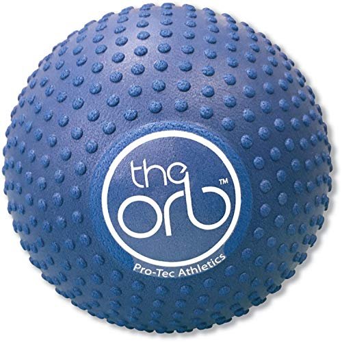 "Pro-Tec Athletics The Orb Massage Ball - 5"" Blue"