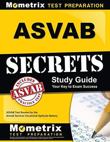 The 8 Best Asvab Prep Books