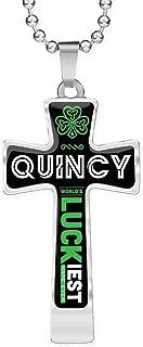 Best quincy cross necklace Reviews