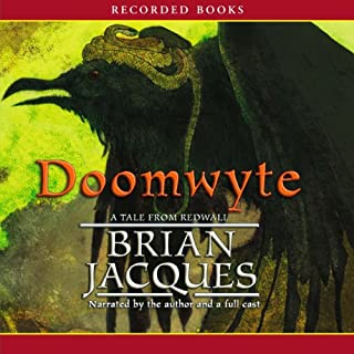 Doomwyte audiobook cover art
