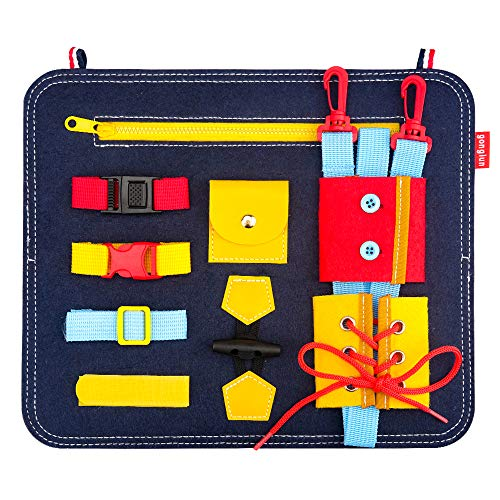 Toddlers Toy Gifts for 2-5 Year Old Girls Boy, Baby Learning Montessori...