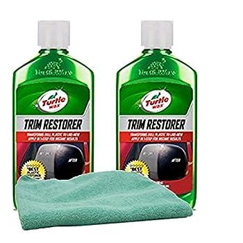 Best turtle wax trim restorer Reviews
