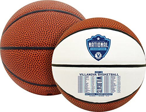 Review Rawlings Villanova University Wildcats 2018 NCAA Basketball National Champions Basketball - M...