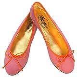 Petruska Ballerinas Jodhpur Wildleder Pink