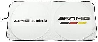 Car Windshield Sun Shade - Blocks UV Rays Sun Visor Protector, Sunshade to Keep Your Vehicle Cool Damage Free,for Ben z A M G GLK300 GLA C200L GLC CLA
