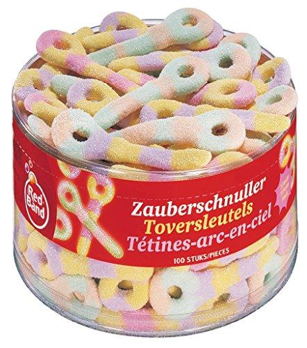 Red Band - Zauber Schnuller - Schaumgummi - gezuckert - 1er Pack (1 x 900 g)