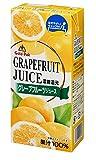 ゴールドパック グレープフルーツジュース 1L×6本