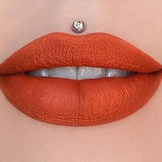 Jeffree Star Limited Edition Holiday Velour Liquid Lipstick ~ Pumpkin Pie