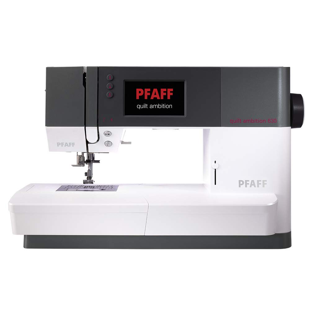 Pfaff Quilt Ambition 630 Sewing Machine Including Accessories: Amazon.co.uk: Toys & Games