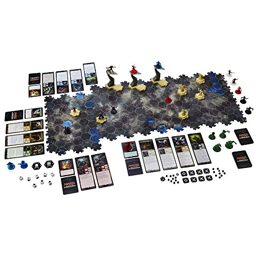 Hasbro B7410100 Juego de tablero Magic: The Gathering Arena Of The Pla