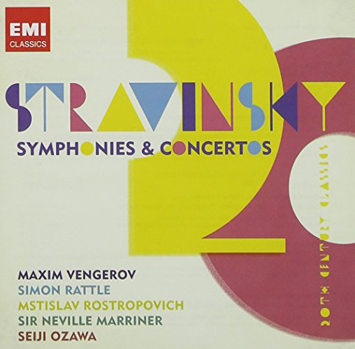 Stravinsky: Symphony in Three Mo...