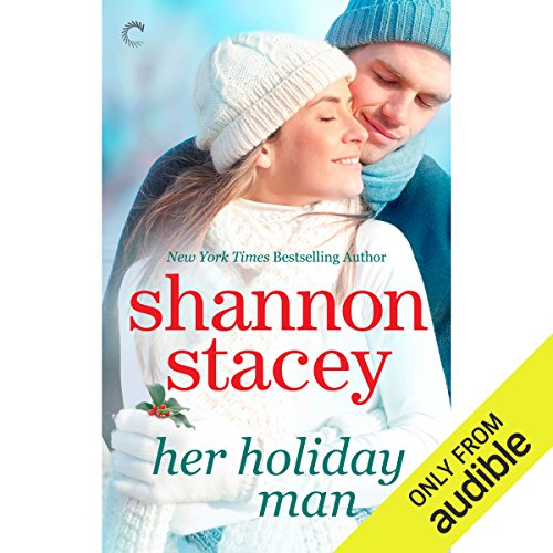 Her Holiday Man audiobook cover art