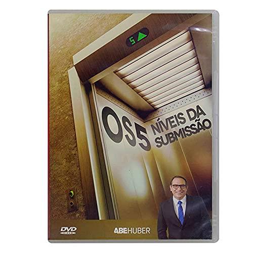 DVD: Os 5 Níveis da Submissão Abe Huber
