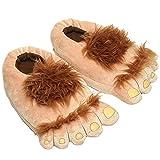 1 par de Zapatillas de casa Pie Antideslizante Acogedor Suave de los Zapatos de Invierno cálido Dormitorio de Dibujos Animados Tamaño Zapatilla Adecuado para 36 a 42