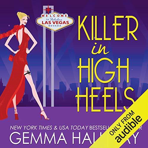 Killer in High Heels Audiobook By Gemma Halliday cover art