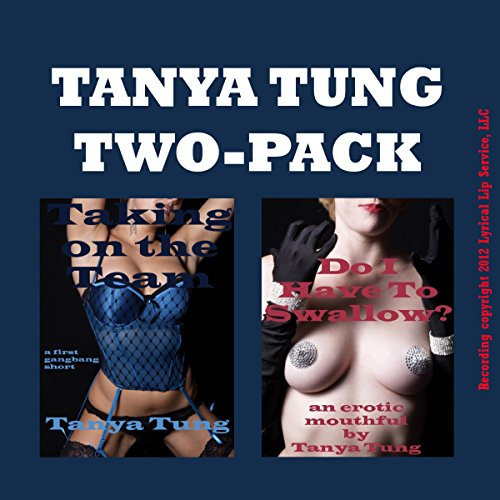 Tanya Two Pack: Two Gangbang Erotica Stories audiobook cover art