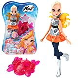 Winx Club Stella | Star Fashion Muñeca Temporada 8 | con Winxboard