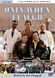 Only When I Laugh on DVD