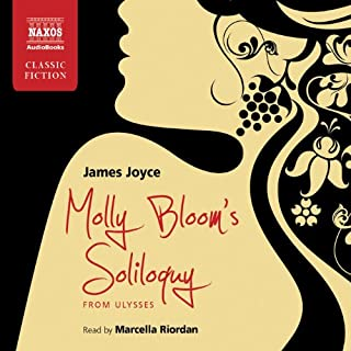 Molly Bloom's Soliloquy audiobook cover art