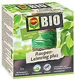 Compo Bio Oruga de Cola Ring Plus, Cola Trampa contra el Tronco espalderas reptantes Insectos