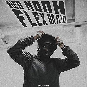 Flex on Flyer