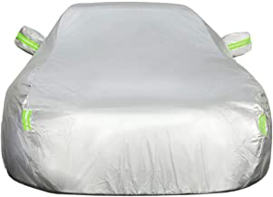 GLP Custom Car Cover Compatible with Honda Vezel Custom Car Cover Special Car Tarpaulin Custom Car Cover Rainproof Sunscreen Thickening Insulation Custom Car Cover