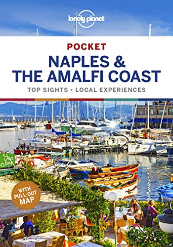Lonely Planet Pocket Naples & the Amalfi Coast [Lingua Inglese]
