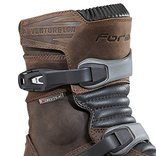 FORMA Stiefel Moto Adventure low WP Eichzulassung CE, Braun, 44 - 4