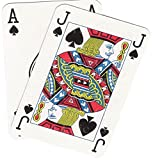 1/2 Sheet - Blackjack Hand Casino Birthday - Edible Cake/Cupcake Party Topper - D22842